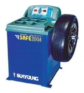 เครื่องถ่วงล้อ Sukyoung SAFE-2004