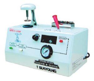 เครื่องล้างและตรวจสอบหัวเทียน Sukyoung SPCT-100V