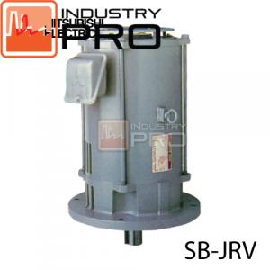"""มอเตอร์ไฟฟ้า- Mitsubishi SB-JRV (IP22) """"Vertical-Type"""""""