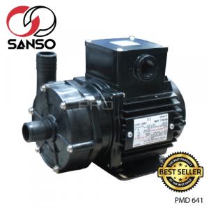 """ปั๊มน้ำยาเคมี Sanso """"ซันโซ่"""" รุ่น PMD 641"""