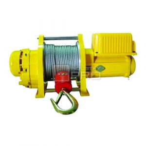 กว้านสลิงไฟฟ้า Compact Winch ยี่ห้อ CHIYEAH รุ่น Solenoid type KIO Series