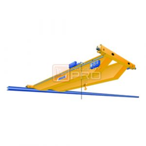 Double girder overhead travelling crane ABUS