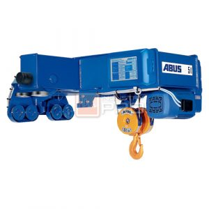 WIRE ROPE HOISTS ABUS Type S – side-mounted hoist